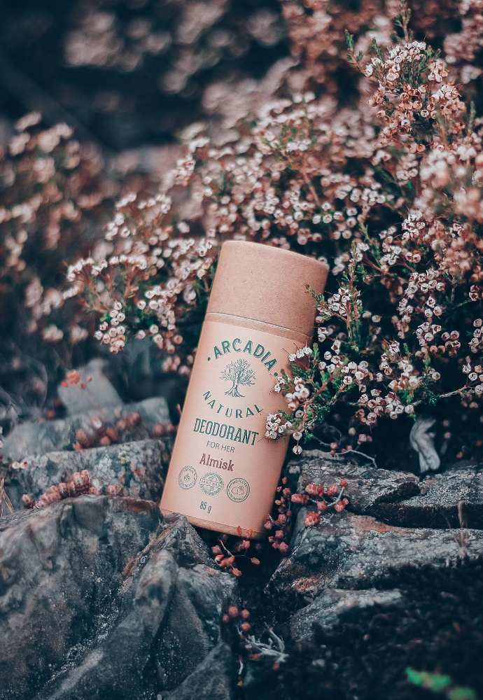 Desodorizante Arcadia Natural