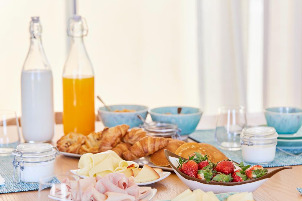 Refeições pequeno-almoço White-Shell